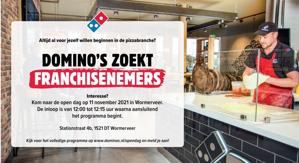 Domino's Pizza Open Dag Wormerveer