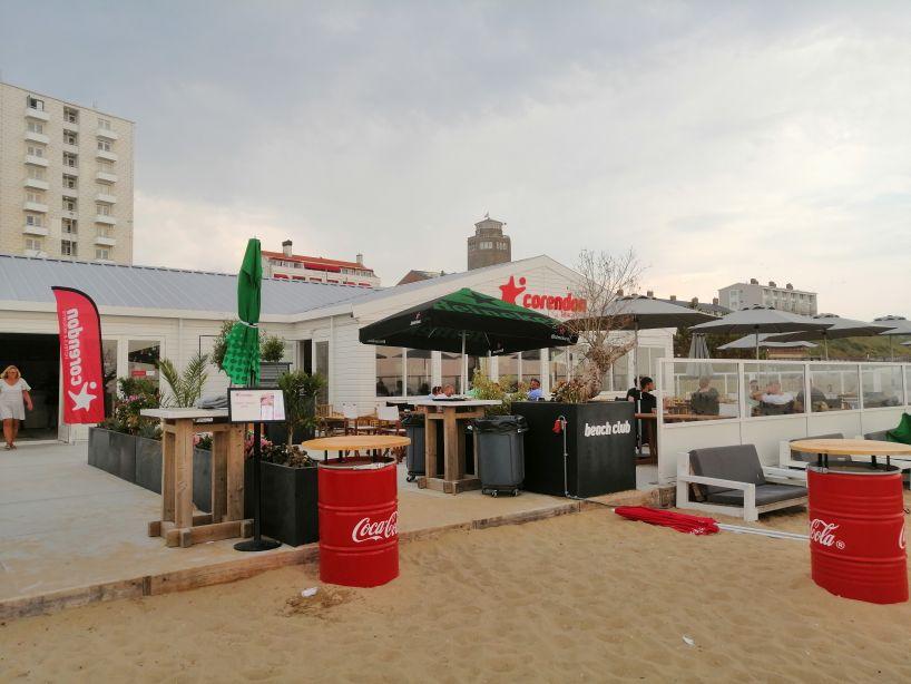 Beachclub Corendon Zandvoort