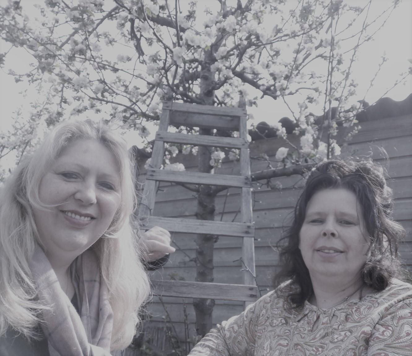 Franchisegevers Karin en Esther van franchiseformule hulp waar nodig