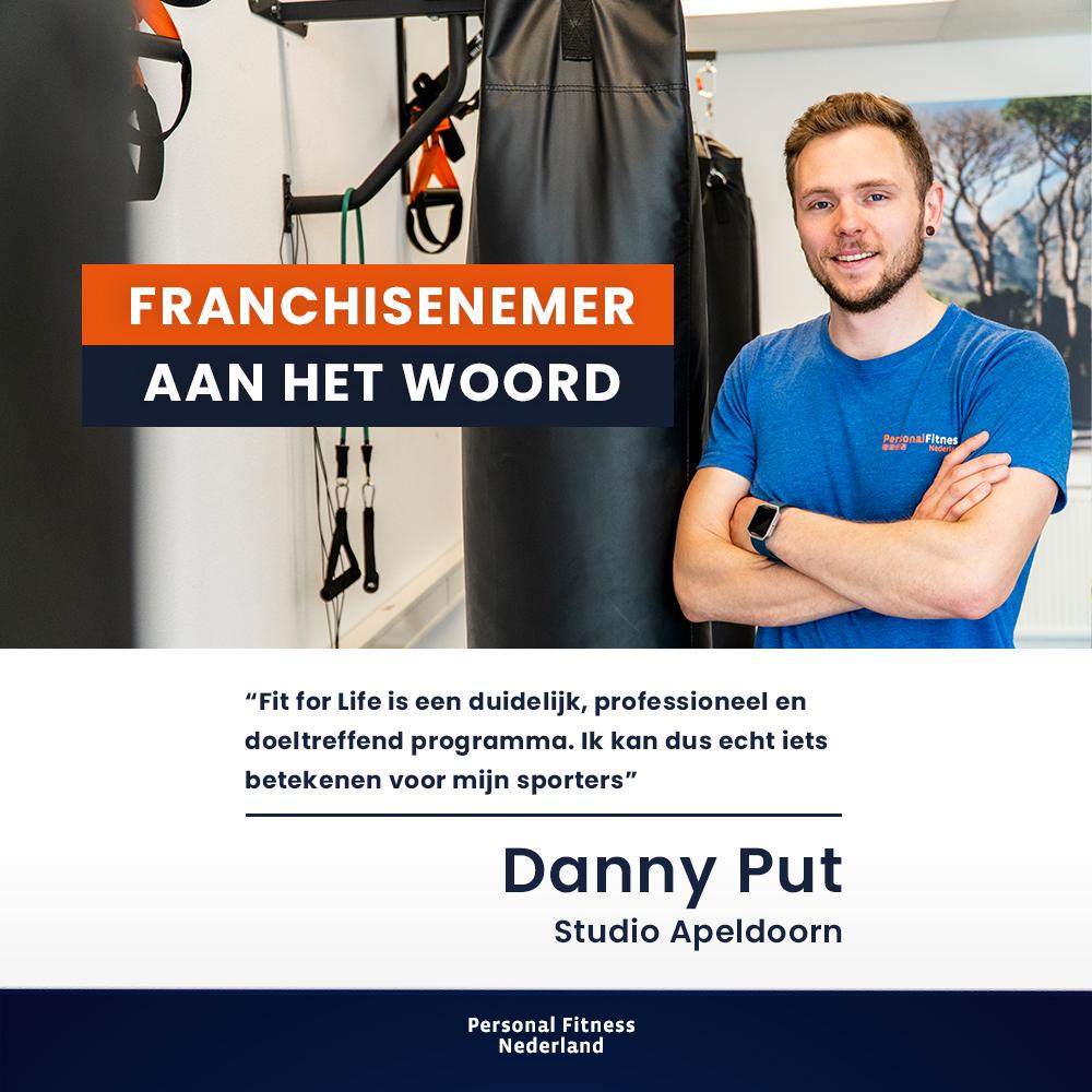 Franchisenemers bij Personal Fitness Nederland aan het woord