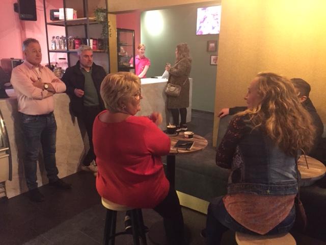 Meet & Greet bij Daisy's in Tiel