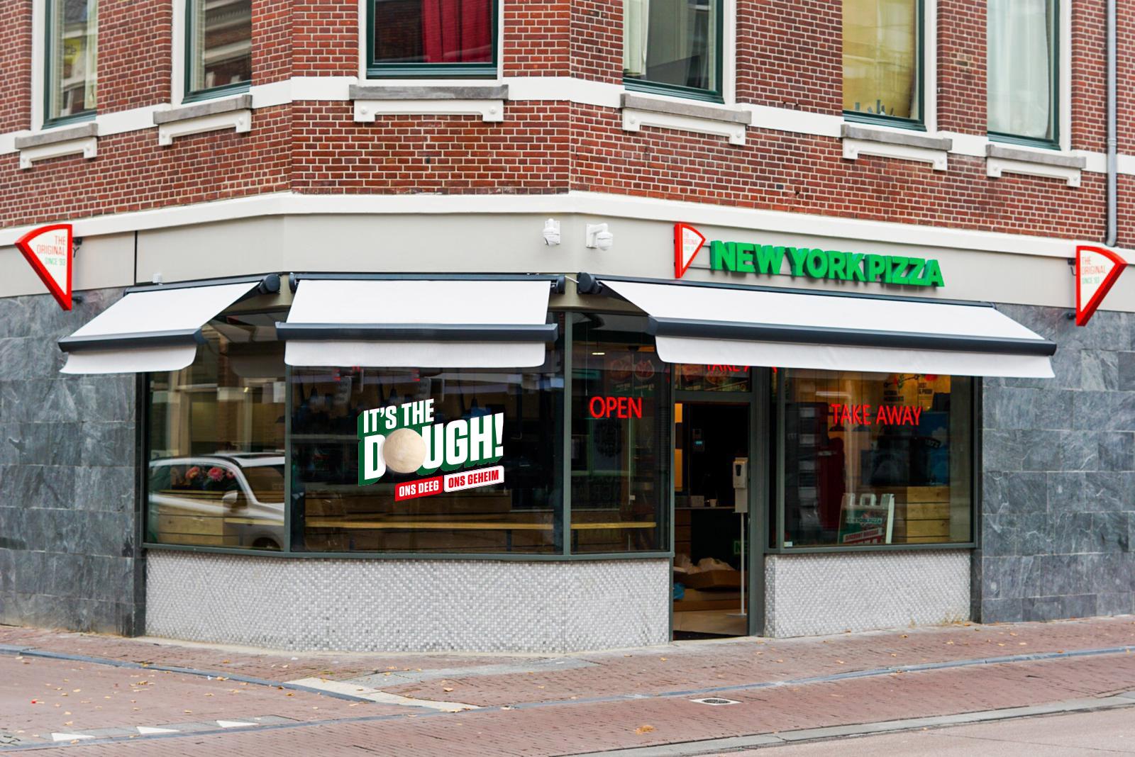 New York Pizza vestiging in Utrecht