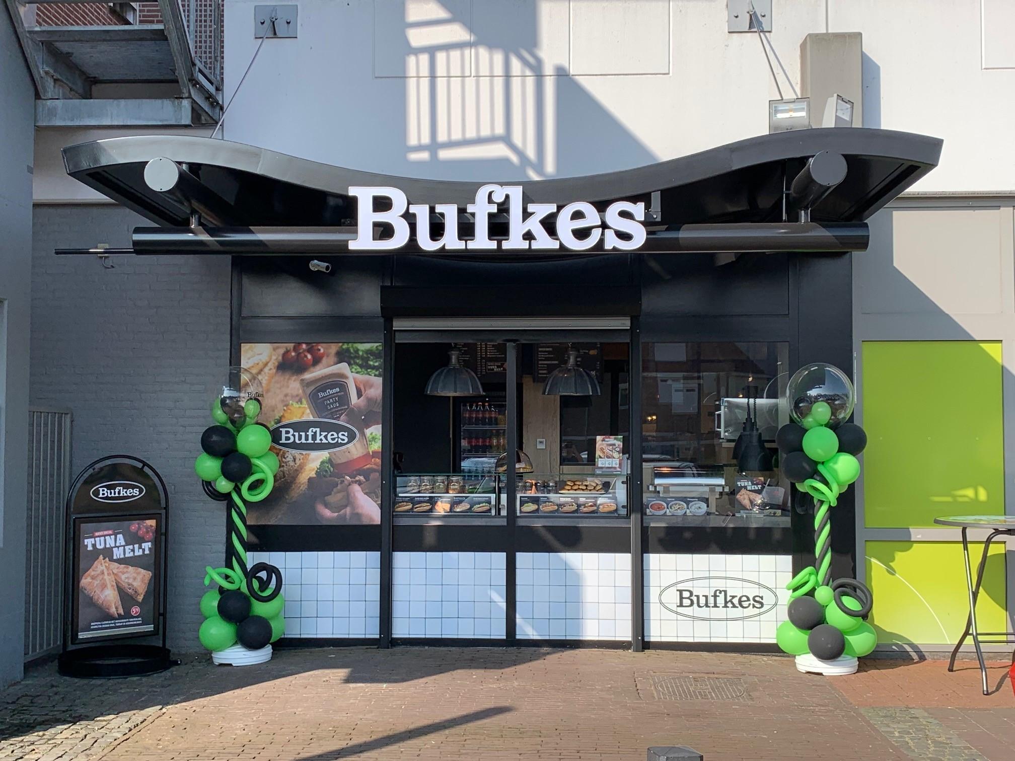 Franchiseformule Bufkes opent in franchiseformule PLUS