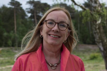 Romana Engeman, voorzitter NFV