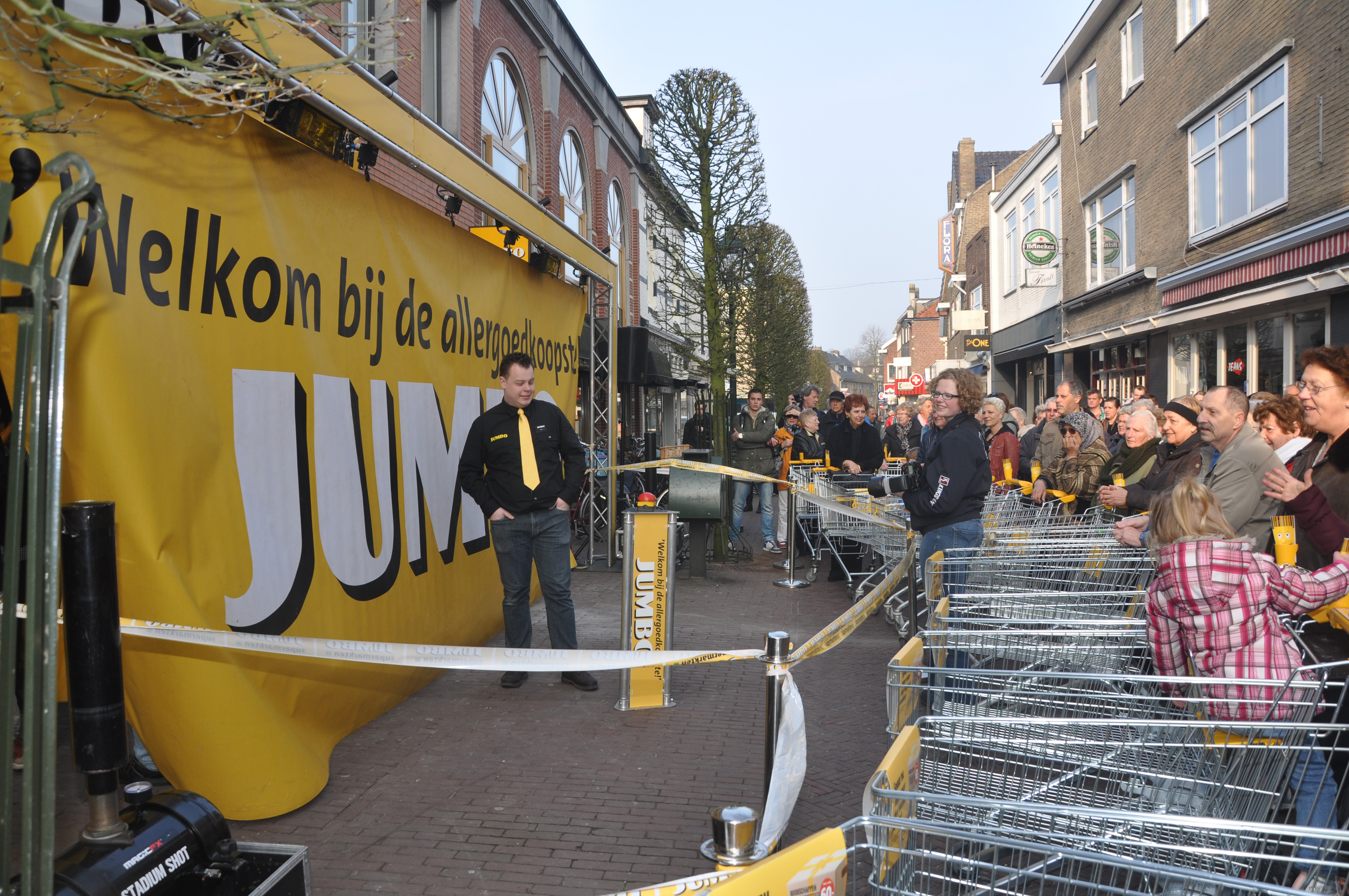 Opening Jumbo Baarn