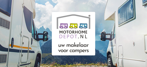 samenwerking Franchise+ en Motorhome Depot