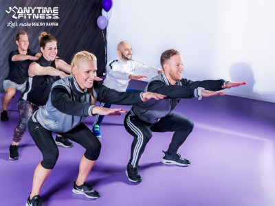 Sportlife Anytime Fitness