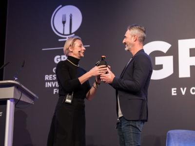 Best New Global Franchise award