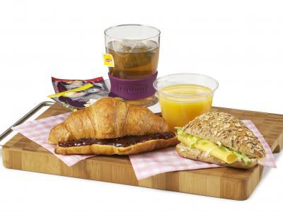 Ontbijt bij Bakker Bart