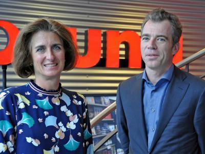 Karin Valk en Marc-Derek Schönberger
