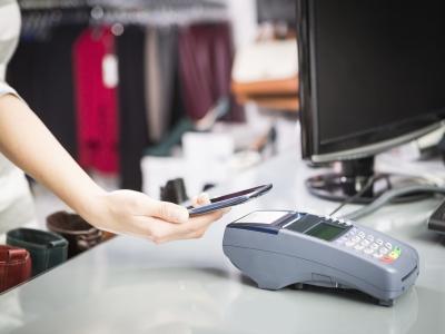 Contactloos betalen is de nabije toekomst