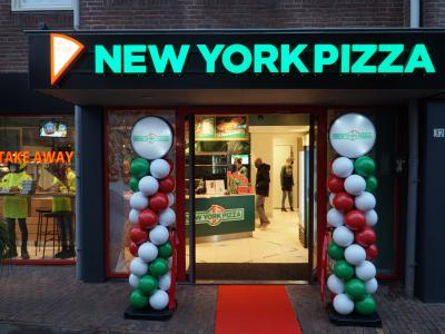 New York Pizza franchise Weesp