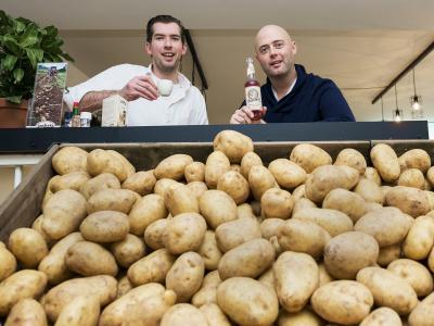 Jacketz: het wow-effect van de aardappel