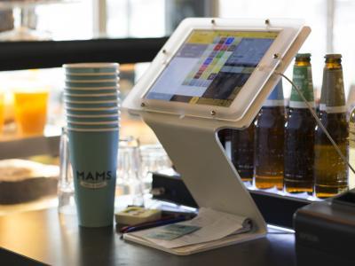 iPad-kassa