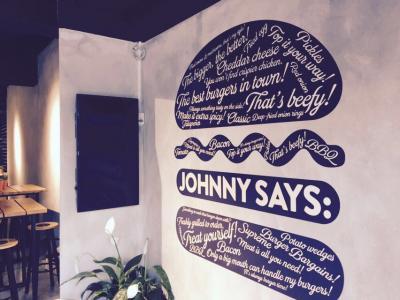 Johnny's burger co