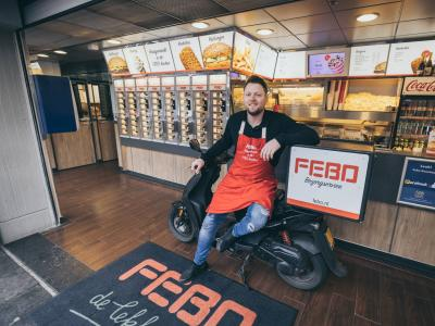 Nico Engelander FEBO-franchisenemer