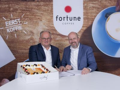 Fortune Coffee in Nijmegen