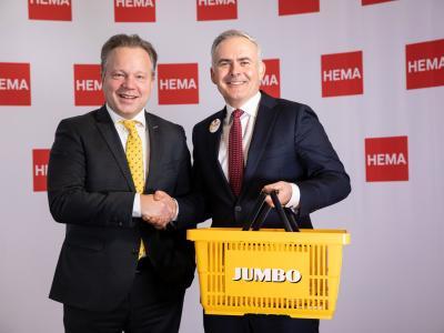 Jumbo en Hema