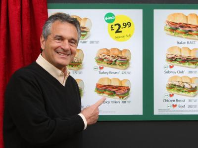 Subway, opmars van een simpele sandwichformule