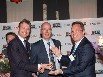 Jumbo wint NFV Franchise Trofee