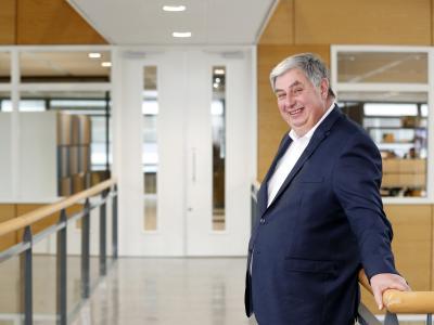 Harm-Jan Stoter CEO Intergamma