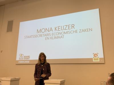 Mona Keijzer en de franchisewet