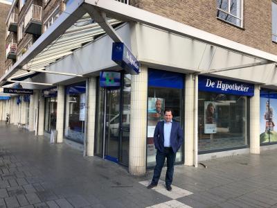 Bastiaan Pouw franchisenemer van De Hypotheker