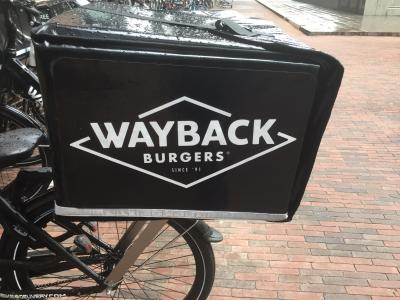 Wayback burger