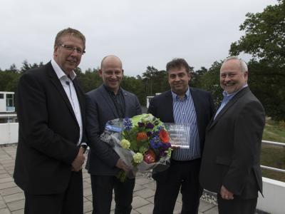 Filta Benelux grijpt NFV Innovatieprijs