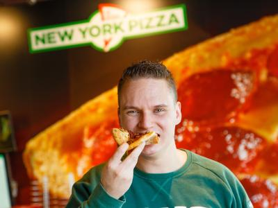 Ivo de Jong New York Pizza
