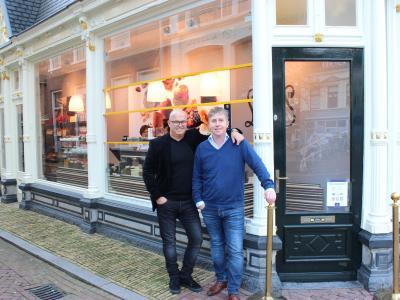 Ron Castelijns en Jan-Piet Broersma