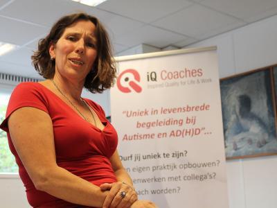 Marjolein Neef van iq coaches
