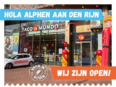 Taco Mundo opent franchisevestiging Alphen Aan Den Rijn