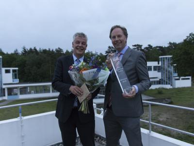 Yarden wint de NFV Franchise Trofee