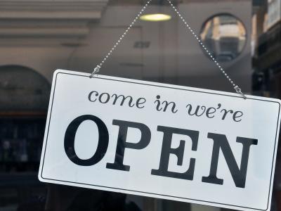 Bouwmarkten blijven open