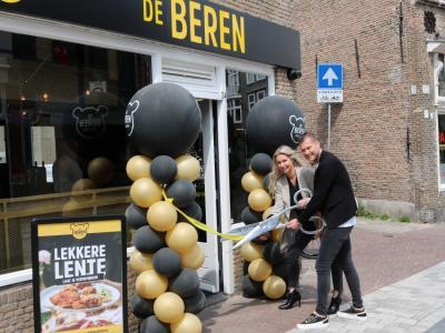 De Beren bezorgrestaurant opent in Zwolle