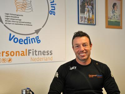 Personal Fitness Nederland franchisenemer Remco Schol