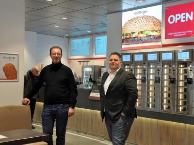 Sander Ketel en Dennis de Borst