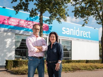 Sanidirect opent nieuwe vestiging in Weert
