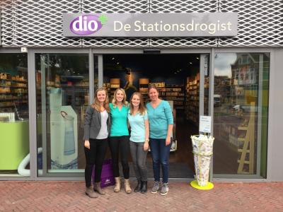 D.I.O. to go opent op station