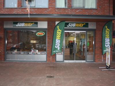 Subway in Zwolle
