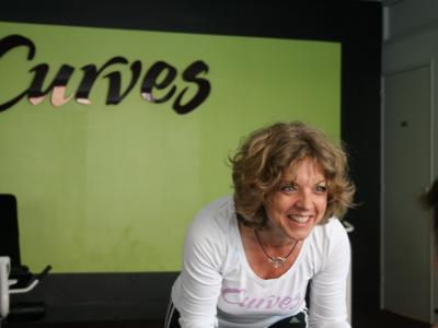 Sylvia van Driel van Curves