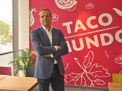 Tom Filippini van Taco Mundo