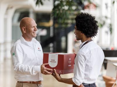Fortune Coffee deelname aan de franchisebeurs