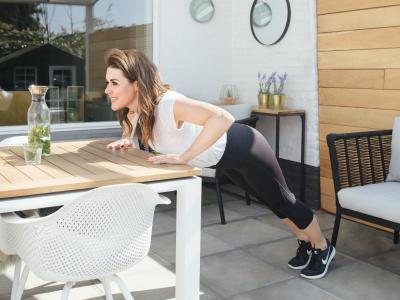 Zelf thuis online sporten met Anytime Fitness