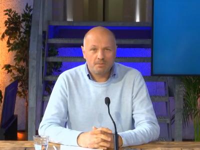 Boris van der Ham NFV voorzitter