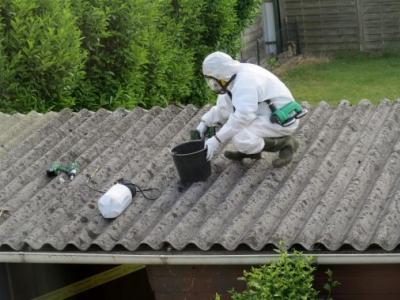 Asbestdak verzekerd?