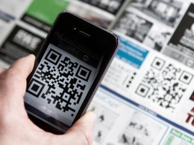 QR-code het nieuwe marketing tool