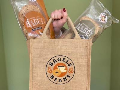 Bagel & Beans