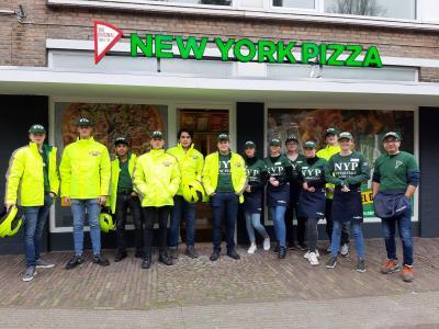 new york pizza Oisterwijk